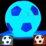 Decorative Lighting Football Floating Ball for Swimming Pool