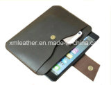 Custom Size Leather Tablet Sleeve Bag for Pads