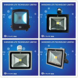 PF>0.9 85lm/W 10W 20W 30W 50W LED Flood Light