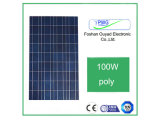A Grade Poly Small Solar Cell 100W in Solar Energy and Solar Power System