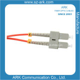 Sc-Sc Multimode Fiber Optic Patchcord