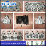 Engine Part of Casting Iron Cylinder Head (Cover) for Benz