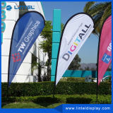 Outdoor Promotional Flying Banner Advertising Banner Flag (LT-17C)