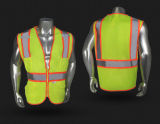 High Visibility Safety Vest with ANSI107 (C2007)