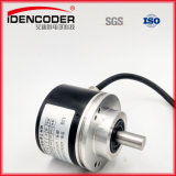 Diameter 50mm Shaft Type Incremetal Rotary Encoder Replacement Autonics