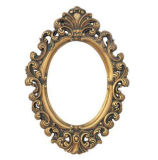 Cosmetic or Shaving Magnifier Mirrors Used in Bathroom or Kitchen