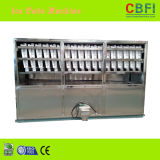 Safe and Environmentally Friendly Water Cooling Cube Ice Machine