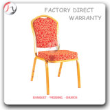 Commercial Metallic Material Feast Furniture Chairs (BC-81)
