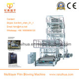 Three Layer Co-Extrusion Film Blowing Machine: with IBC