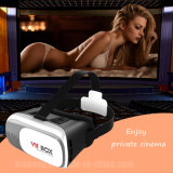 Hot Sell 3D Virtual Reality Box Glass Google Cardboard