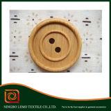 2015 New Desin Wooden Button