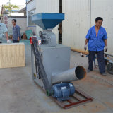 Small Rubber Roller Rice Huller (LM24-2C)