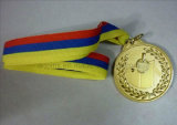 Sport Gold Medal with 3c Ribbon