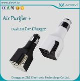 2016 Mew Dual Car USB Charger with Air Purifier