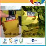 Electrostatic Candy Chrome Gold Spray Powder Coating