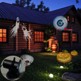 Christmas Halloween Decoration LED Removable 12 Switchable Films Projection Lamp Festival Lights with High Quality