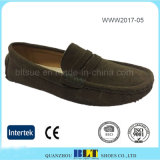 New Loafer Style Soft Sole Comfort Lady Shoes