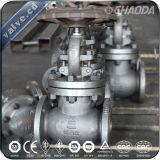 JIS Standard Flanged Cast Steel Globe Valve