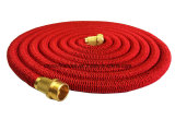 2017 Newest High Quality Brass Fitting Expandable Fabric Garden Hose