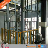 Chinese Lift Equipment Hydraulic Electrical Freight Elevator for Warehouse