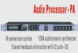 Professional Speaker Audio Processor - PA