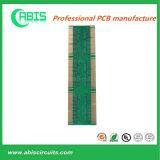 OEM Design Bevel Edge Gold Finger PCB Line Board