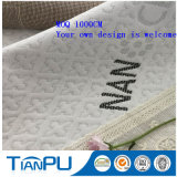 Aloe Vera Skin Care Jacquard Mattress Ticking Fabric