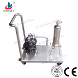 Industrial Auto Filter Stainless Steel Cartridge Filter Housing with Pump