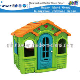 Indoor Plastic House Kids Playhouse Playground Sets (HF-20203)