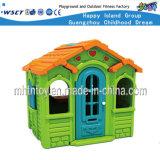 Indoor Plastic House Kids Playhouse Playground Sets (HF-20203)