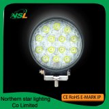 Cheap Auto LED Working Lights Auto 4 Inch 42W Epistar Spot Flood Beam