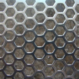 High Quality Galvanized 1.5mm Thickness Perforated Metal Sheet for Sale