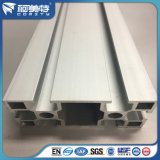 Aluminum Extrusion/ Matt Silver Anodized Industrial Aluminium Profiles