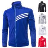 Mens Slim Fit Zip up Jumper Sweatshirt Tracksuit (A797)