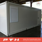 Prefabricated 20FT Standard Container House as Modular Home Building