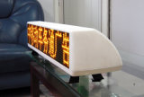 Double Sided P5mm Car Taxi Top LED Display Panel