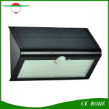 Updated New 46LED Motion Sensor Solar Lghts 800lm High Brightness 4 in 1 Graden Wall LED Light with LiFePO4 Battery