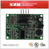 Sensor Module PCBA with Components