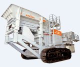 Crawler Mobile Crushing Plant for Concrete, Gold Mine, Iron Ore, Granite (YT-150)
