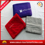 Professional Modacrylic Blanket Airplane Inflight Blanket for Trip Soft Mexican Blanket