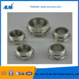 China SGS OEM Precision Stainless Steel Hex Nut