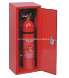 Metal Fire Cabinet with Surface Protection Cabinet 6 Kg/with Rotary Handle