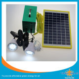 5W DC Small Solar Power Kit Portable Solar Light System