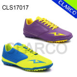 Indoor Men Sports Football Shoes with TPR Sole