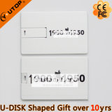 Metal Card USB Flash Memory for Promotion Gift (YT-3101-03)