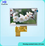 5.0 Inch LCD Display 480 (RGB) X272 Resolution