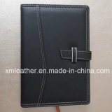 Top Grade Leather Custom Hardcover Notebook Diary