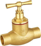 Socket Connector Brass Check Valve
