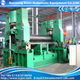Mclw11snc-80*3200 Upper Roller Universal Plate Rolling Machine, Plate Bending Machine