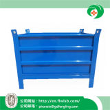 Customized Collapsible Steel Turnover Container for Warehouse